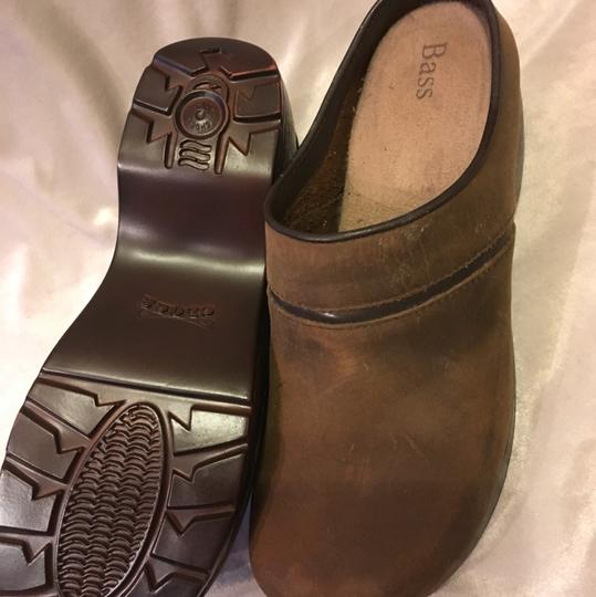 Bass brown Mules Image 1