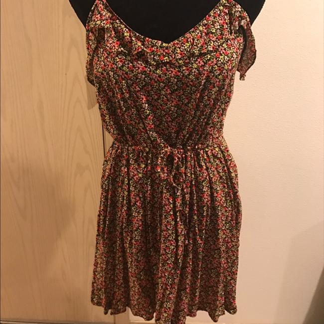 Divided by H&M short dress Floral-Multi-Colorful Sundress Floral on Tradesy Image 2