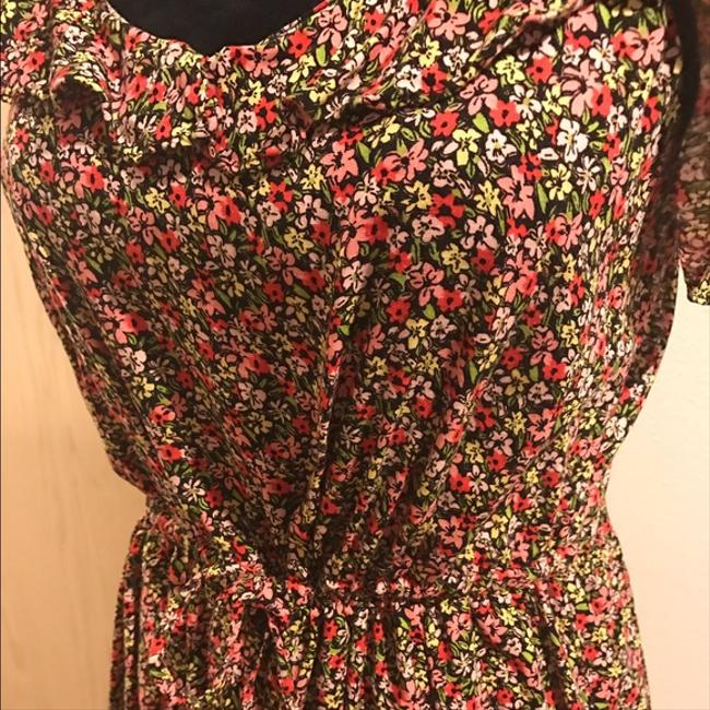 Divided by H&M short dress Floral-Multi-Colorful Sundress Floral on Tradesy Image 3