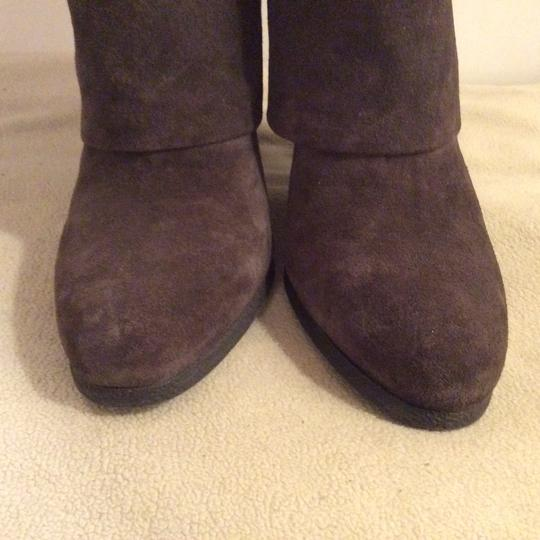Theory Taupe Boots Image 1
