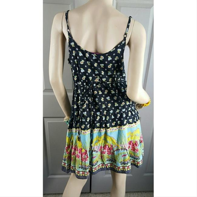 KARA short dress Multi-Colorful The Sundress Spagetti Strap Midi on Tradesy Image 1