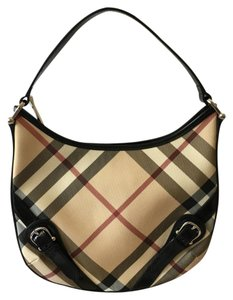 Burberry Nova Pattern Shoulder Bag