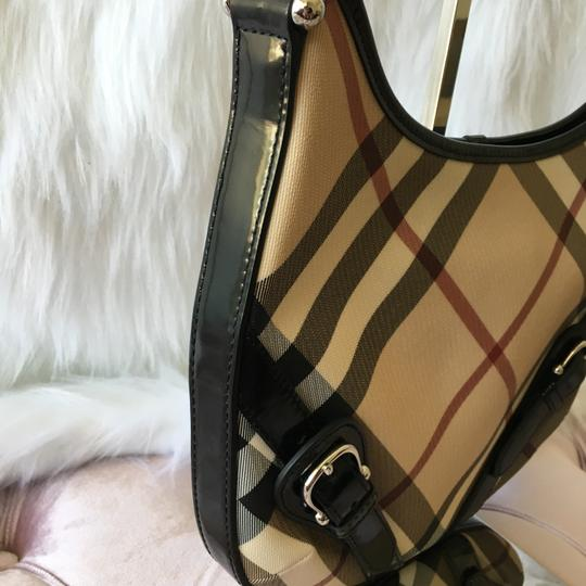 Burberry Nova Pattern Shoulder Bag Image 2