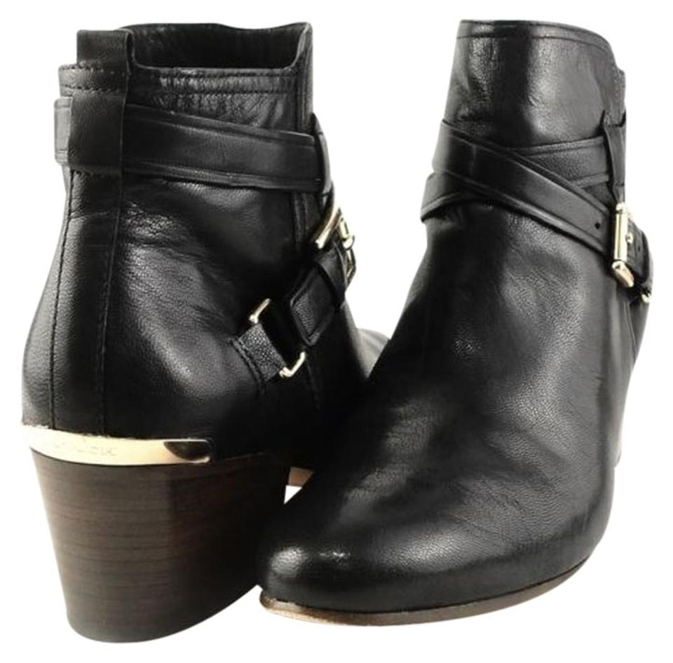 47488566f86 Coach Pauline Black Womens Designer Shoes Fashion Ankle Boots 11 B Worn Once