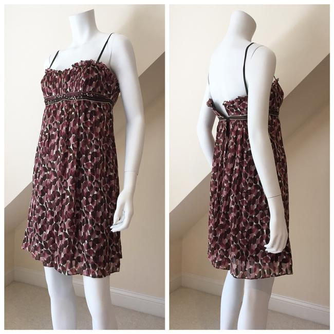 BCBGMAXAZRIA short dress Mauve on Tradesy Image 5