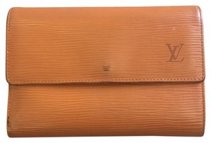 Louis Vuitton Epi Leather Porte Tresor Wallet