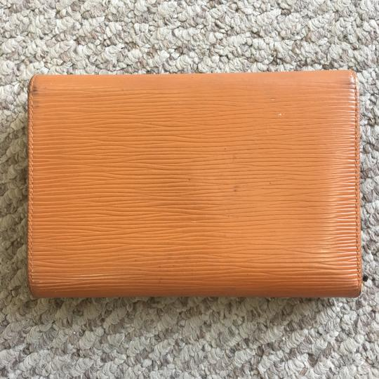 Louis Vuitton Epi Leather Porte Tresor Wallet Image 1