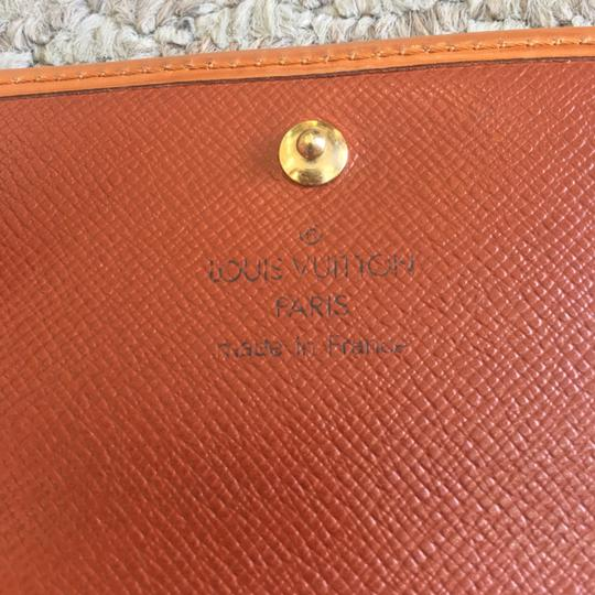 Louis Vuitton Epi Leather Porte Tresor Wallet Image 6
