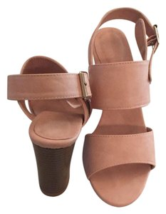 Bella Marie Light pink Sandals