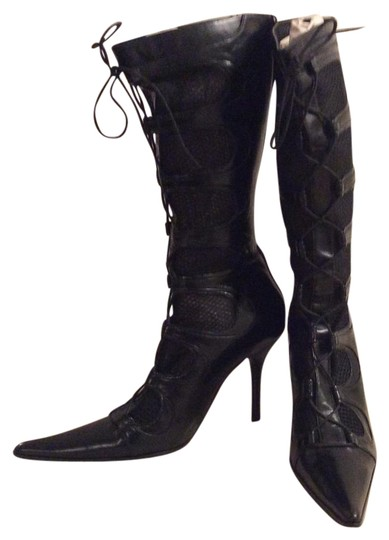 Preload https://img-static.tradesy.com/item/21820023/black-italian-leather-victorian-style-laced-front-bootsbooties-size-eu-39-approx-us-9-regular-m-b-0-1-540-540.jpg
