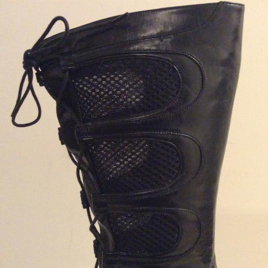 Barocco Collection Black Boots Image 1