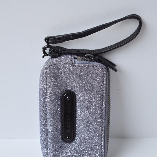 Juicy Couture Wristlet in silver Image 1