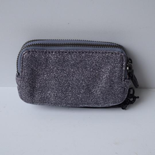Juicy Couture Wristlet in silver Image 4