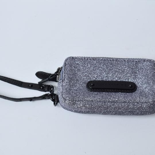 Juicy Couture Wristlet in silver Image 5