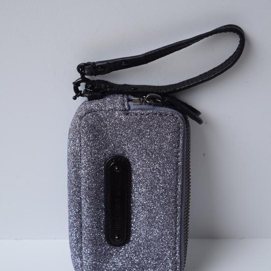 Juicy Couture Wristlet in silver Image 6