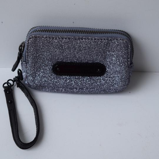 Juicy Couture Wristlet in silver Image 8