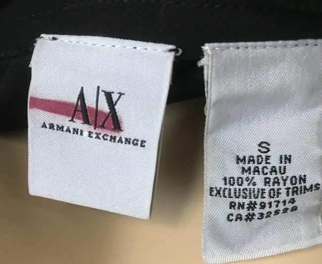 A|X Armani Exchange Beaded Fitted Dress Image 7