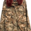 Love Tree Military Jacket