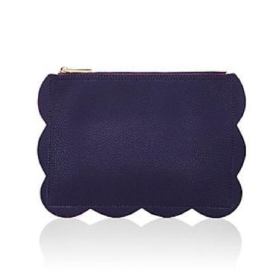 Preload https://img-static.tradesy.com/item/21820265/deux-lux-navy-large-pouch-scalloped-edges-faux-leather-0-0-540-540.jpg