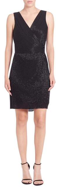 Preload https://img-static.tradesy.com/item/21820341/diane-von-furstenberg-black-lyndsey-embellished-faux-wrap-short-cocktail-dress-size-4-s-0-1-650-650.jpg
