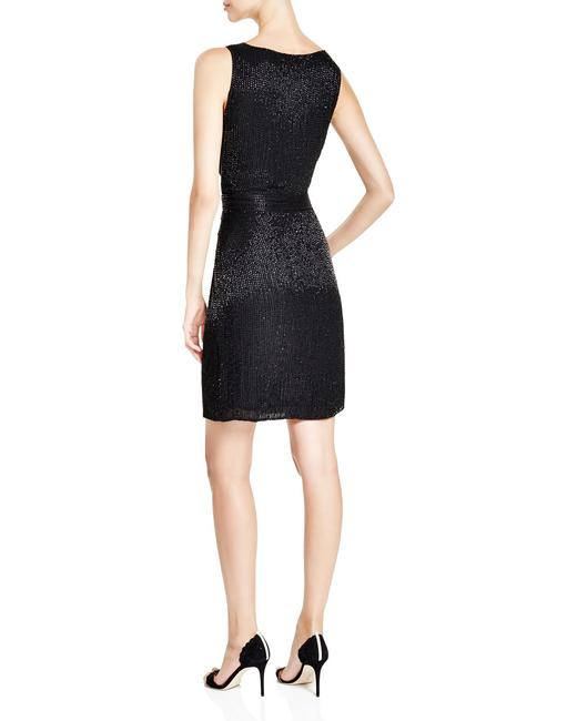 Diane von Furstenberg Beaded Embellished Night Out Dvf Dress Image 1