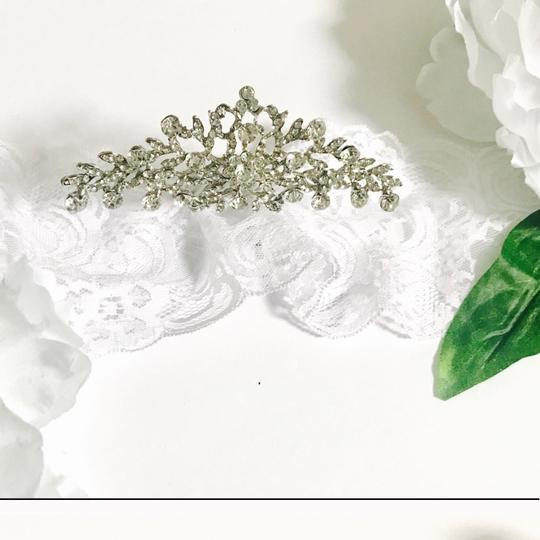 Flower Leave Prom Clear Flower Vine Leave Romantic Boho Hair Accessory Image 2