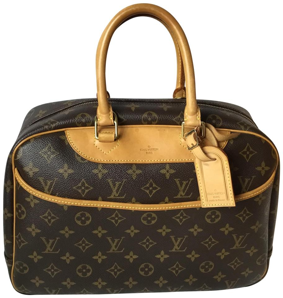 1a281e664989 Louis Vuitton Deauville Alma Neverfull Speedy Saumur Monogram Travel Bag  Image 0 ...