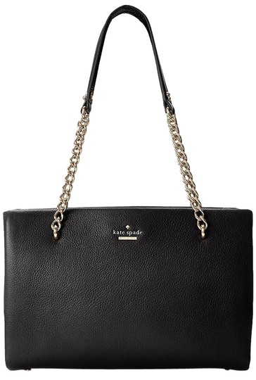 Preload https://img-static.tradesy.com/item/21820715/kate-spade-new-york-emerson-place-smooth-small-phoebe-black-pebbled-leather-shoulder-bag-0-1-540-540.jpg