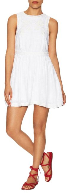 Preload https://img-static.tradesy.com/item/21820986/free-people-ivory-birds-of-a-feather-short-casual-dress-size-10-m-0-1-650-650.jpg