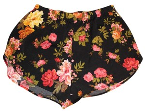 Ambiance Apparel Mini/Short Shorts Multi/Floral