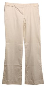 The Limited Flare Pants White