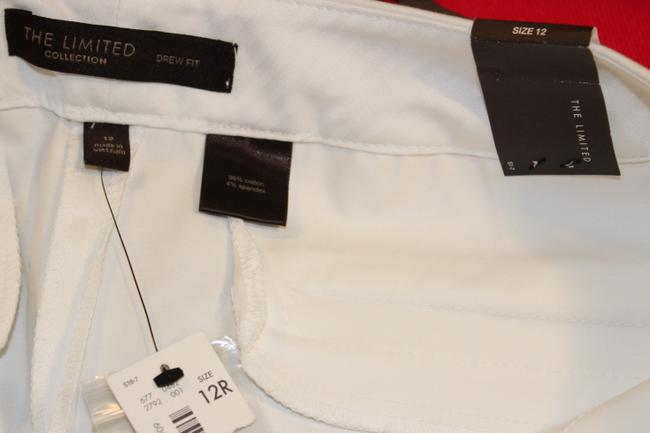 The Limited Flare Pants White Image 3