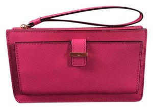 Kate Spade Wallet Tech Wristlet in Hot Pink