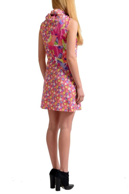 Versus Versace short dress Multi-Color on Tradesy Image 2