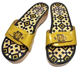 23bfc9490742 Women s Yellow Tory Burch Shoes - Up to 90% off at Tradesy