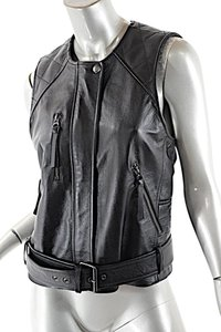Madewell Motorcycle Vest