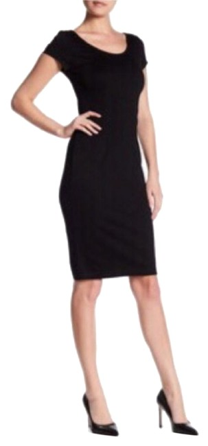 Preload https://img-static.tradesy.com/item/21821550/nordstrom-black-vanity-room-ponte-pencil-mid-length-workoffice-dress-size-0-xs-0-1-650-650.jpg