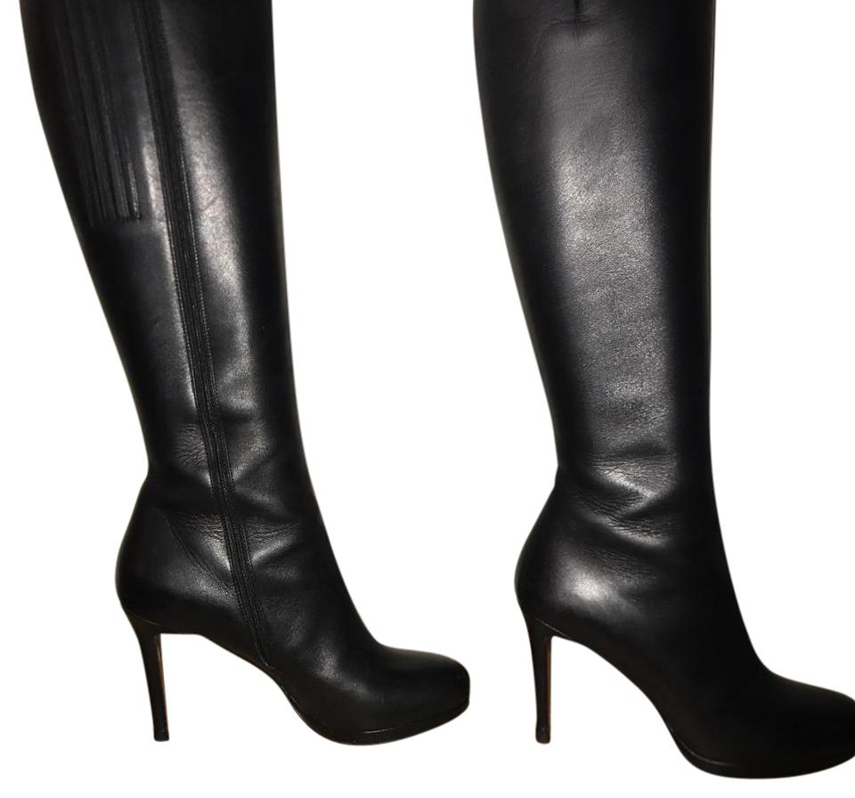 outlet store 3ff7d c22bc Christian Louboutin Black Botalili 100mm Boots/Booties Size US 7.5 Regular  (M, B) 37% off retail