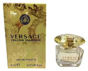 Versace Yellow Diamond Mini Fragrance 5 ml, .17 Fl. oz.