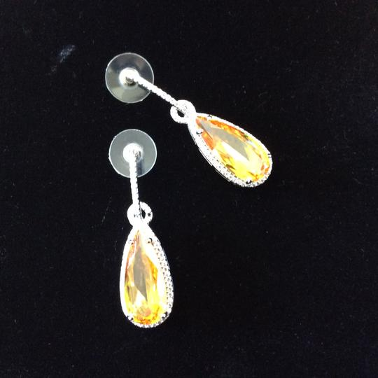 Other Pear Drop Earrings Image 2