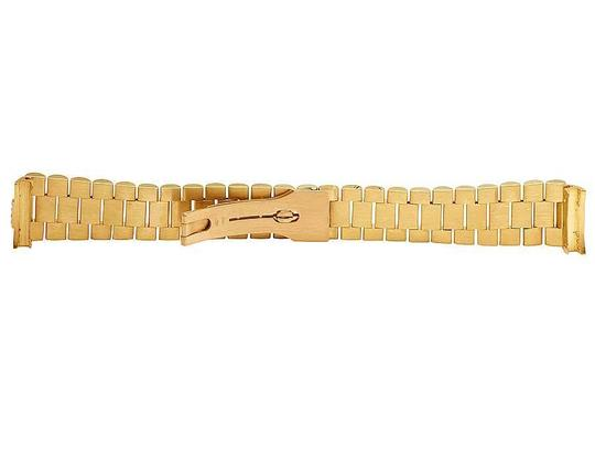 Jewelry Unlimited President VS Diamond Watch Band Day-Date in 18K Yellow Gold 12 Ct Image 3