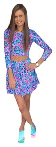 Lilly Pulitzer short dress Printed Two Piece Set Skort on Tradesy