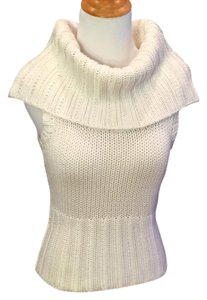 Filippa K Knit Soft Sleeveless Cowl Turtleneck Sweater