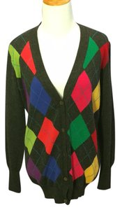 Autumn Cashmere Argyle Sweater