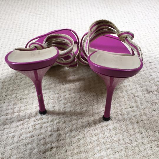 Gucci Orchid Sandals Image 3