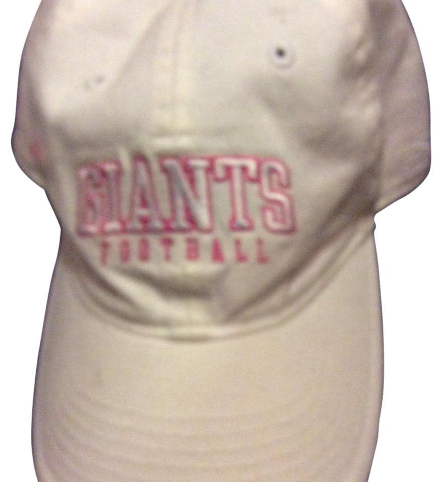 Pink and White Giants Hat - Tradesy f38bd5188417