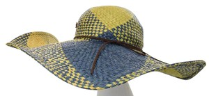 florabella Beach by FloraBella Monica Woven Raffia Hat New Without Tags