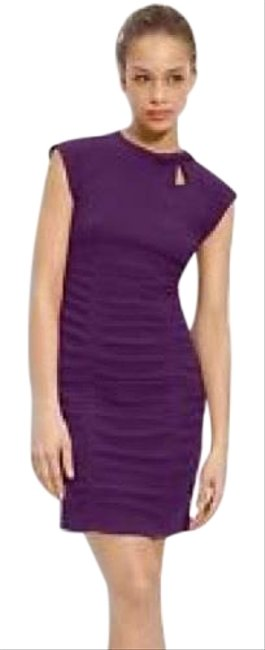 Preload https://img-static.tradesy.com/item/21823515/nanette-lepore-plum-purple-cosmic-crepe-mid-length-cocktail-dress-size-6-s-0-5-650-650.jpg