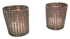 Bling Led Candle Holders With Matching Guestbook Sign . 50 Holders Li