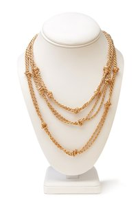 Forever 21 Forever 21 Rope Knotted Necklace